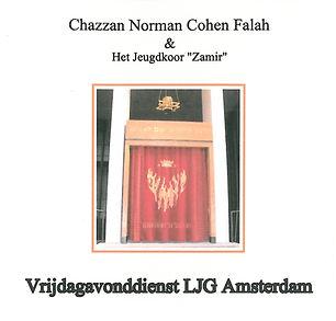 vrijdagavonddienst - LJG Amsterdam - Tap