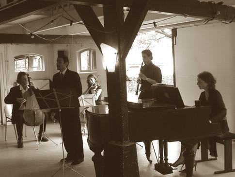 Norman & Todo Tango Ensemble