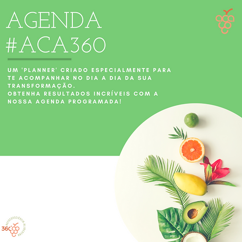 Agenda ACA360 | Planner