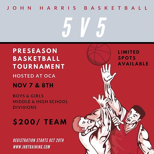 Preseason Tournament