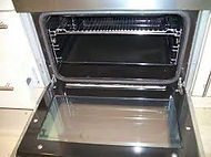 enviromentally friendly oven cleaning, deep cleaning