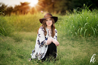 Ashley | Paragould Arkansas Senior Portraits