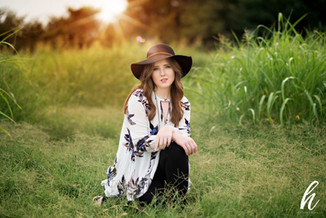 Ashley | Paragould Arkansas Senior Portraits