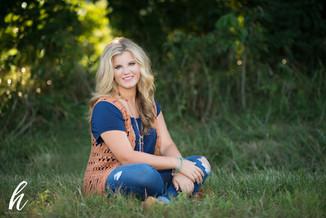 Claire | Paragould Arkansas Senior Portraits