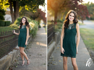 Hannah | Jonesboro Arkansas Senior Portraits