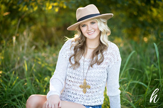 Allison | Jonesboro Arkansas Senior Photographer