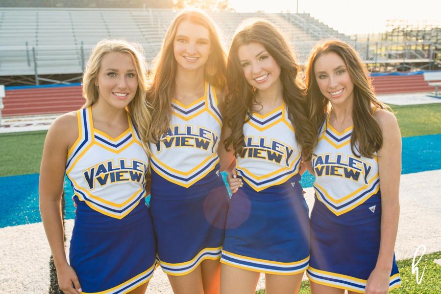 valley view high school senior photos