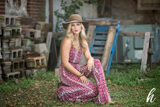 Whitney | Paragould Arkansas Senior Portraits