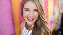 Fun Summer Senior Portraits Jonesboro Arkansas