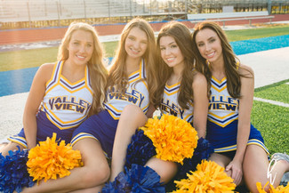 Valley View Cheer Pictures Jonesboro Arkansas