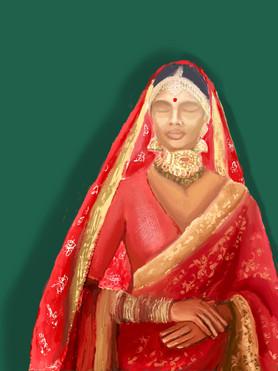 Indian bride #1