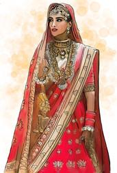Indian Bride #4 (Sonam Kapoor)
