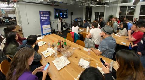 Presenting @ Productboard.io