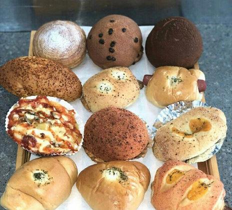 3pcs Sambal bun, Pack individually