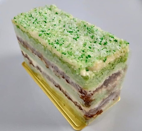 Ondeh Ondeh slice cake