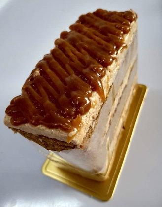 Gula Melaka slice cake