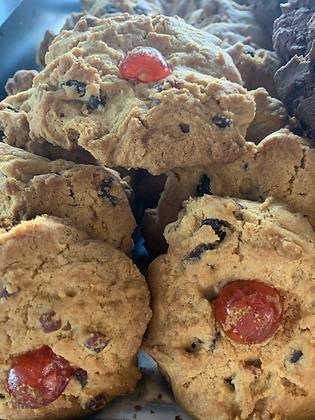 XL Rock bun cookies (per pcs)