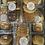 Thumbnail: 3 pcs coffee bun Pack in plastic box