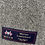 Thumbnail: Grey Herringbone Merino Lambswool with Liberty Lee Manor Tana Lawn