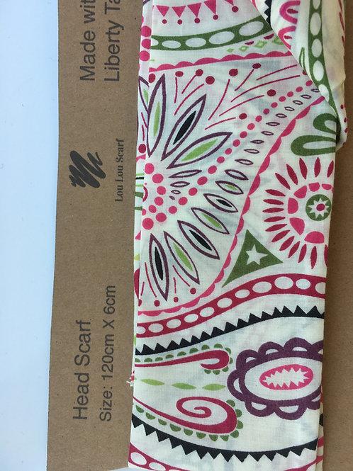 Seasonal:Es Paisley Liberty Tana Lawn 120cm X 6cm