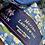 Thumbnail: Bright Blue Merino Lambswool with Liberty Mitsi Tana Lawn