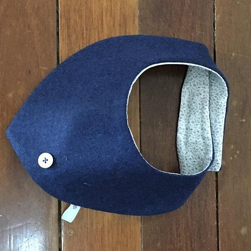 Dog ScarfDark Blue