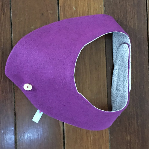 Dog Scarf Purple