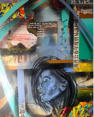 Agnes B. Gallery piece