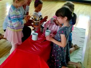 Children's Art & Movement Workshop