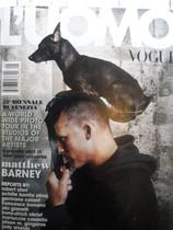 Featured in Italian Vogue
