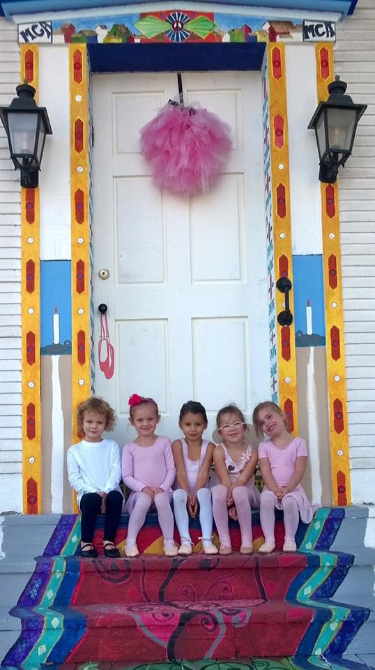 MCA Ballerinas 2016