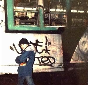 '85, Baychester layup