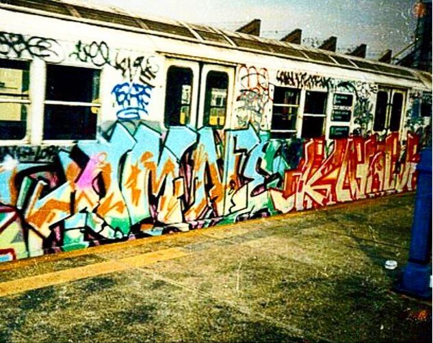 '87, Middle lane, Pelham Pkwy