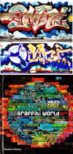 Work featured in Graffiti World
