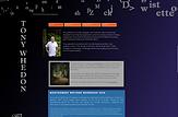 Tony Whedon Website