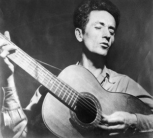 Woody Guthrie: Three Chords and the Truth