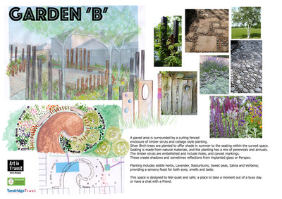 Vitamin G Community Art Garden Designs