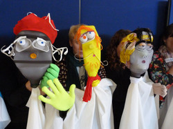 Surrey Arts Puppet Workshop