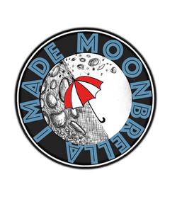 MOONBRELLA Sticker
