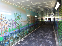 King George V Underpass Art Project
