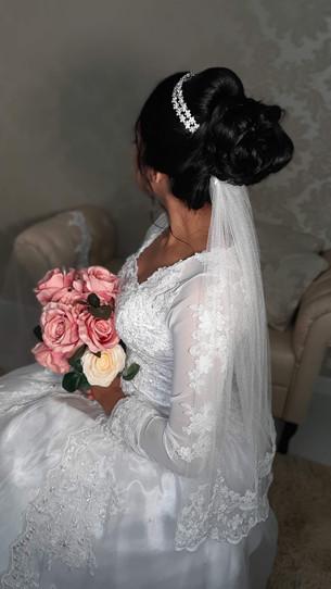 Dia da Noiva   Penteados Leticia Rodrigues
