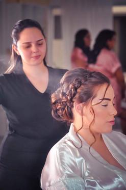 Dia da Noiva Lanna 7 - 30/11/2019   Penteados Leticia Rodrigues