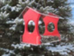 Nature Products USA - poly bird feeder #3030