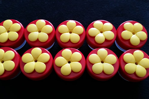 Party Pack - Red DOTS Handheld Feeders