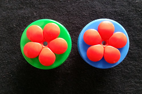 (2) Pack - Green & Blue Nectar DOTS