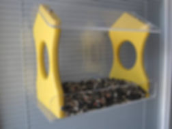 Nature Products USA - Window Bird Feeder - Poly Lumber