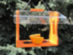 Oriole Buffet - Nature Products USA - Oriole / Jelly Window Bird Feeder