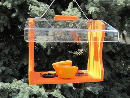 Oriole Buffet - Nature Products USA - Oriole / Jelly Window Bird Feeder