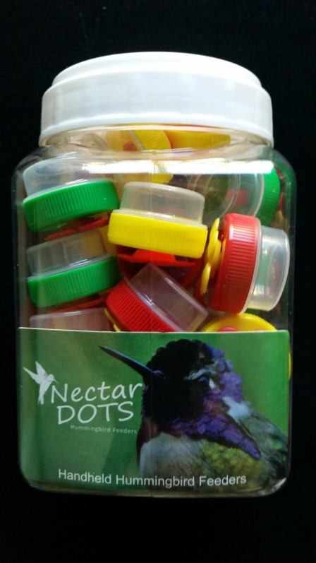 Counter Display - Nectar DOTS