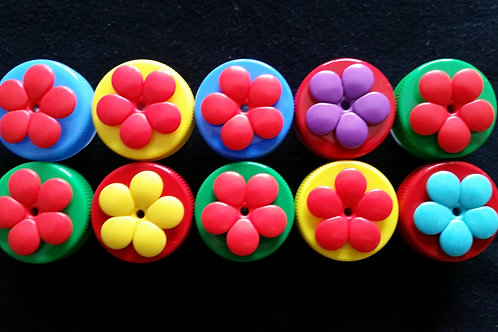 Party Pack - Wildflower DOTS Handheld Feeders